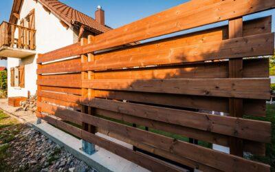 Votre clôture en bois dans les Vosges